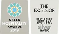 GHA Best Greek Boutique City Hotel